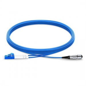 IP67 Harsh Environment Waterproof Type (Plug) to LC/SC/FC/ST Duplex Fiber Optic Patch Cable