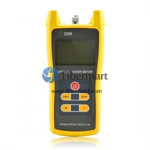 Portable Optical Power Meter ST-3208C -50 to +26 dBm