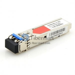 Finisar FTLF1318P2BCL Compatible 1000BASE 1310nm 10km SFP DDM Transceiver