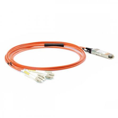 3m 9 64ft Generic Compatible 40g Qsfp To 4 Duplex Lc