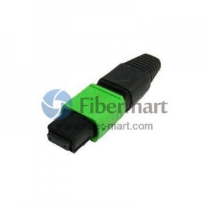 MPO UPC Female Multi-mode Simplex Fiber Optic Connector