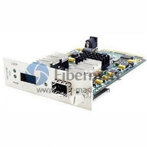 2 Ports SFP+ to XFP 10G OEO Converter Transponder w/full 3R Support