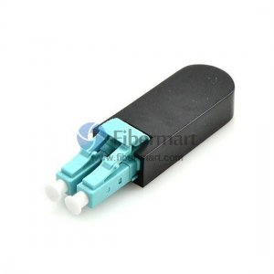 LC Connector 10G OM3 Multimode 50/125 Fiber Loopback Module