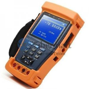 3.5 inch CCTV Security Tester STest-893 with PTZ Controller and Power Supply