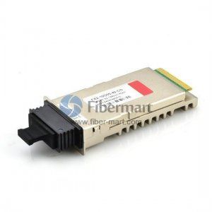 Cisco DS-X2-FC10G-ER Compatible 10GBASE-ER X2 1550nm 40km Transceiver