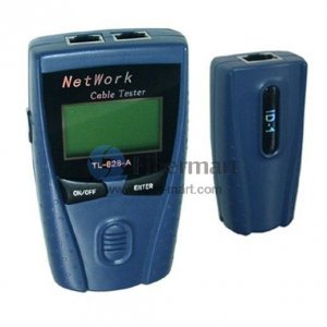TL-828-A Multifunction Network Cable and Phone Line Tester
