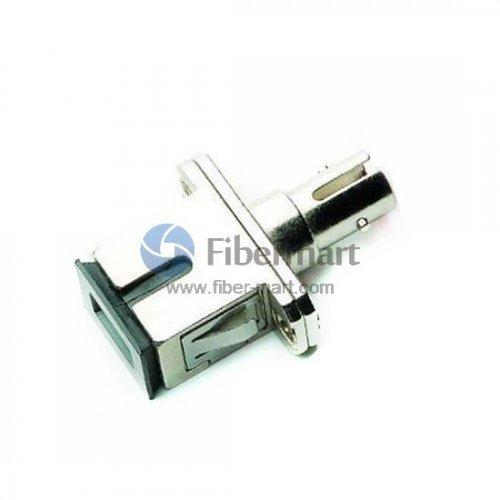 adaptador de acoplador de fibra ST-ST 10 unidades Gelrhonr ST conector multimodo simplex Acoplador de fibra ST a ST//APC