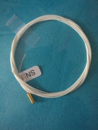 Single Fiber 1550nm Glass Tube Fiber Collimator 2 Meter Pigtail