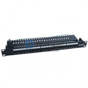 25 Ports Cat 3 Telephone Patch Panel
