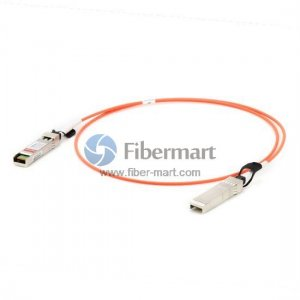 10M(32.8ft) 10GBASE SFP+ Active Optical Cable
