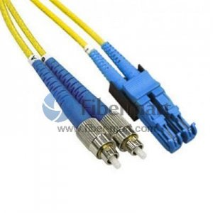 Duplex SM Fiber Patch Cable