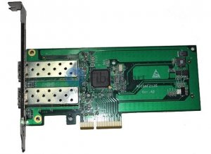 PCI-E 1000M 2* LC Connectors Ethernet Fiber Network Card Adapter FM1GF2I350