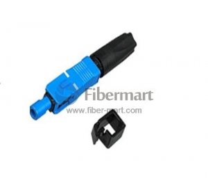 SC/PC Type without Ferrule Field Assembly Connector Fast/Quick Connector