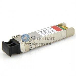 10GBASE 1350nm~1610nm CWDM SFP+ 10km Transceiver