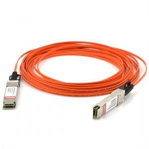 20m(65.6ft) Generic Compatible 40G QSFP+ Active Optical Cable