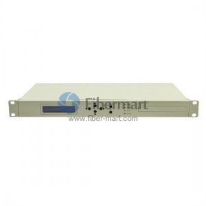 19dBm Output C-band 40 Channels Booster EDFA for DWDM Networks