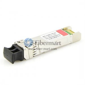 Juniper EX-SFP-10GE-USR Compatible 10GbE SFP+ Ultra Short Reach 850nm 100m Transceiver