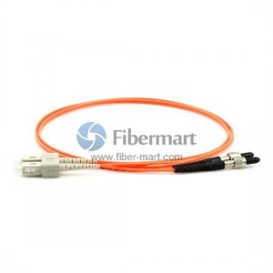 SMA905-SC Duplex OM1 62.5/125 Fiber Patch Cable