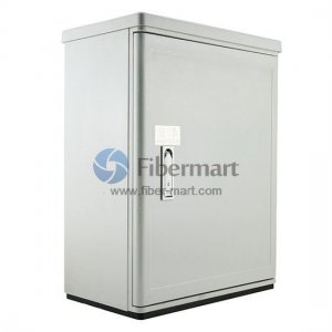 Max. 108 Fiber Fusion Splices SMC Fiber Optic Cross Connection Cabinet for Indoor & Outdoor