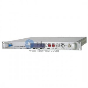 10mw Indoor single mode 1310nm optical transmitter with AGC