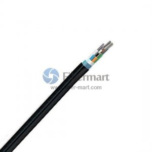 Custom Ribbon Fiber Optic Cable-GYDTA
