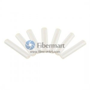 12 fiber Ribbon Fiber Fusion Splice Protection Sleeves with Double Ceramic 40mm 50pcs/pkg