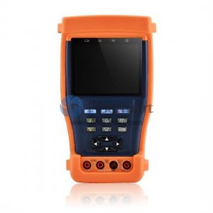 Eleven-in-One CCTV Security Camera Tester with 3.5 inch LCD Monitor STest-895