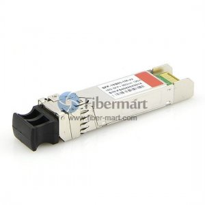 16GBASE Fibre Channel (16G FC) SFP+ 850nm 125m Multimode Transceiver