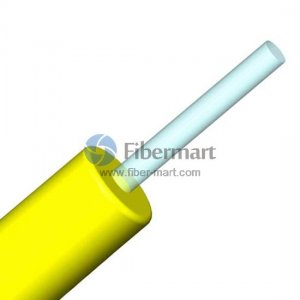 Single-mode 900μm Tight Buffered Optic Fiber Cable-Riser