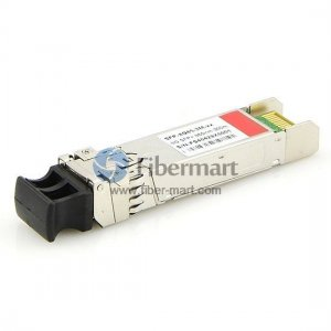 8GBASE Fibre Channel (8G FC) SFP+ 850nm 300m Multimode Transceiver