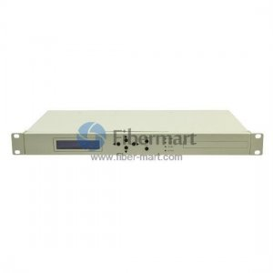 12dB Gain C-band 40 Channels Pre-Amplifier EDFA for DWDM Networks