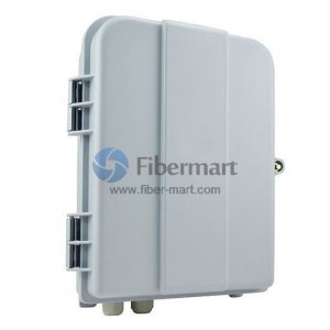 1x8 Fiber Optical Splitter Terminal Box As Distribution Box FM-CPC-8A