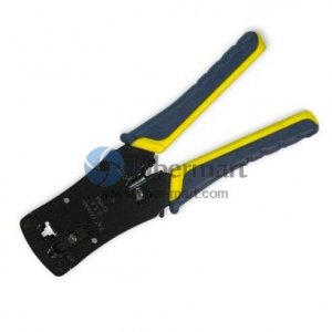 3 Ways Network Modular Crimps/Strips/ Cuts Tool HT-N468B