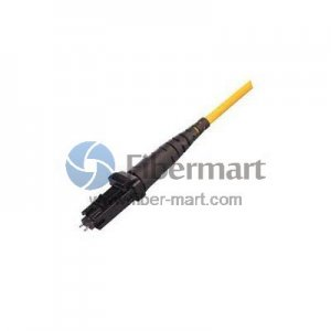 MTRJ UPC Female Single-mode 9/125 Duplex Fiber Optic Connector