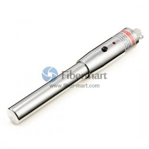 10mW New Visual Fault Locator Fiber Optic Laser Tester 10km Stainless-Steel