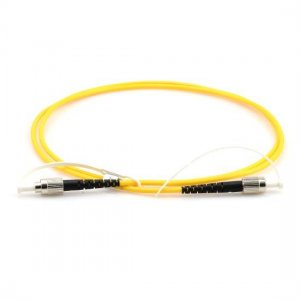 2M FC Slow Axis Polarization Maintaining PM SMF Fiber Patch Cable1310nm