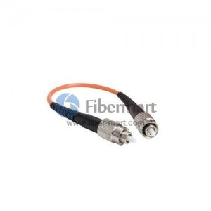 FC Connector OM1 Multimode 62.5/125 Fiber Loopback Cable
