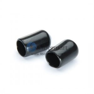 Rubber Dust Cap Covers ST Adapters,Black Color,100pcs/pack