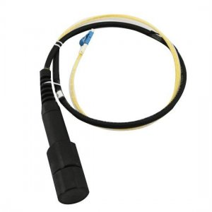 IP67 SC to Standard LC/SC/ST/FC Simplex Single mode Waterproof Fiber Optic Patch Cable