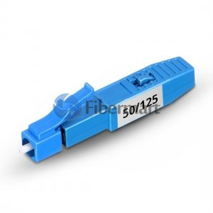 LC/UPC Multimode Pre-polished Ferrule Field Assembly Connector Fiber Fast/Quick Connector 0.9mm