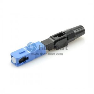 SC/PC Multimode Type A Pre-polished Ferrule Field Assembly Connector Fast/Quick Connector