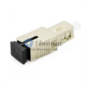 Fixed Male-Female-SC/UPC SM/MM Fiber Optic Attenuator 1~30dB optional