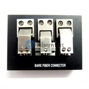 High Precision Connector for Bare Fiber Connection MT9610
