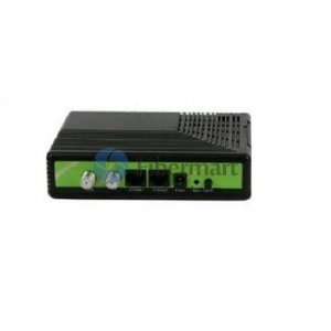Indoor CATV EOC slave with 2 RJ45 ports
