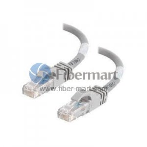 2m Cat6 Unshielded Twisted Pair(UTP)Molded Crossover Patch Cable