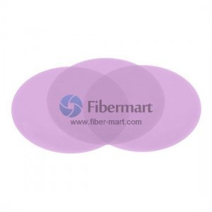 1um 1 Piece Purple Polishing Film with 127mm diameter