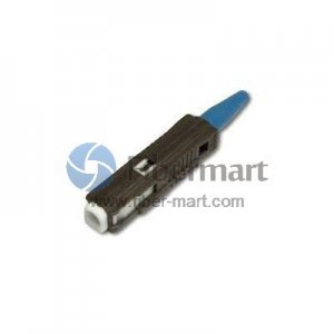 MU UPC Single-mode 9/125 Simplex Fiber Optic Connector