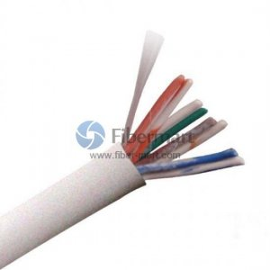 305m 4 Pairs Cat3 Plenum Unshielded Twisted Pair (UTP) Bulk Cable