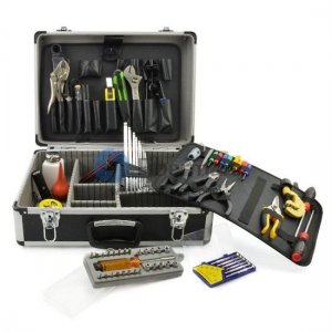 Optical Fiber Construction Tool Kit (75PCS) CTN-226