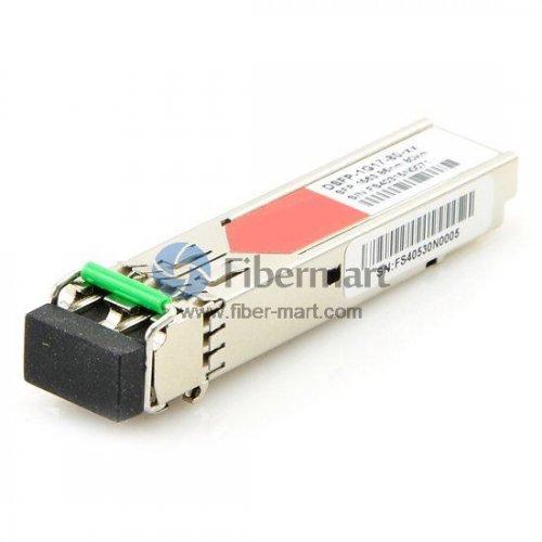 1.25Gbps 100GHz DWDM SFP 80km Transceiver